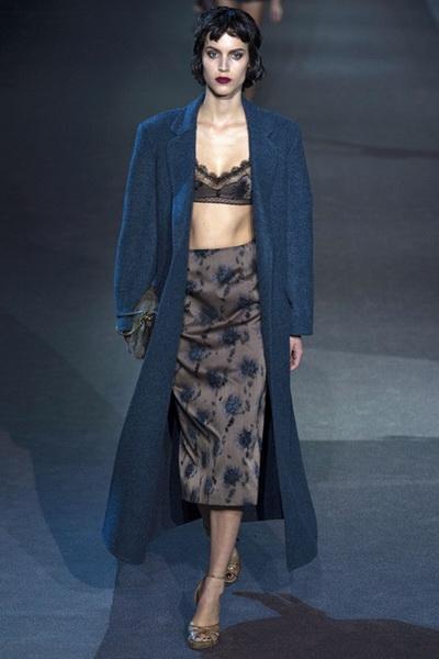 Неделя Моды в Париже: коллекция Louis Vuitton сезона осень-зима 2013-2014