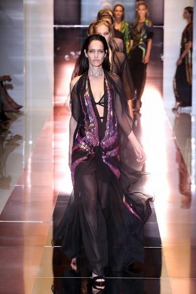Неделя Моды в Милане: коллекция Gucci сезона весна-лето 2014