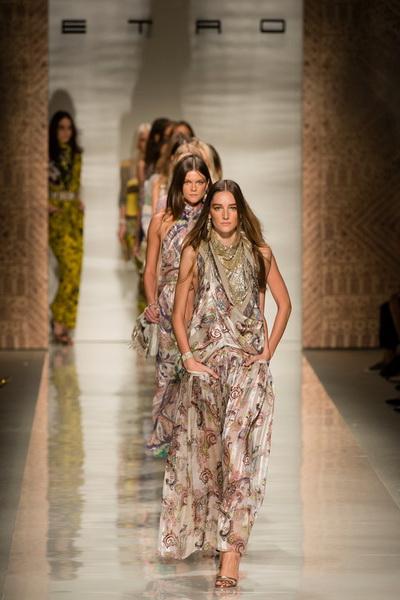 Неделя Моды в Милане: коллекция Etro сезона весна-лето 2014