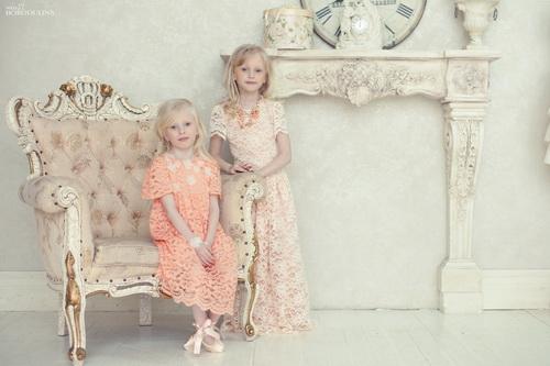 Первая детская капсульная коллекция  «Miss BORODULIN`S»
