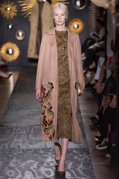 Неделя Высокой Моды в Париже: коллекция Valentino осень-зима 2013-2014