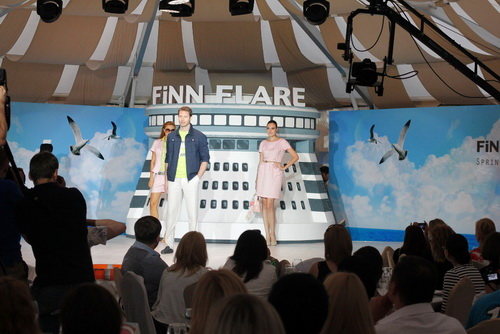 ����������� ��������� �����-���� 2014 �� FiNN FLARE � Royal Bar