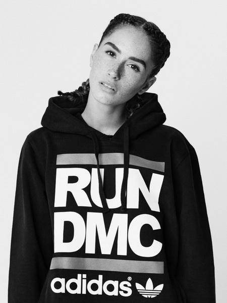 Лимитированная коллекция adidas Originals и Run DMC