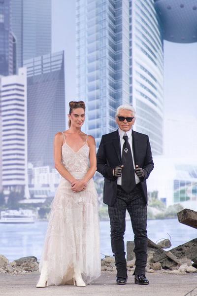 Chanel Couture сезона осень-зима 2013-2014