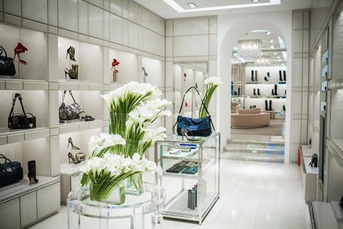 Открытие нового флагманского бутика Jimmy Choo