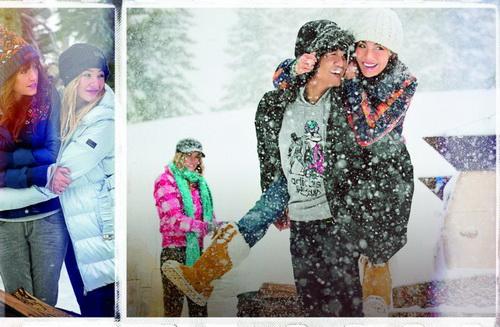 Зимняя коллекция Adidas Originals & Neo 2012-13