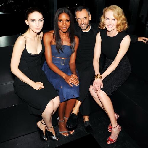 В Нью-Йорке прошла закрытая вечеринка Calvin Klein