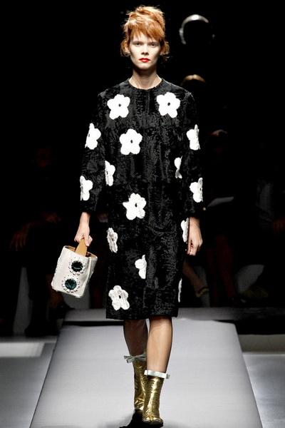 Коллекция Prada весна-лето 2013 – равнение на Азию