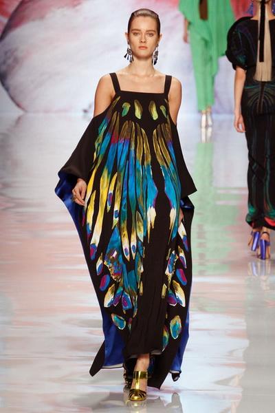 Etro –  коллекция женской одежды весна-лето 2013