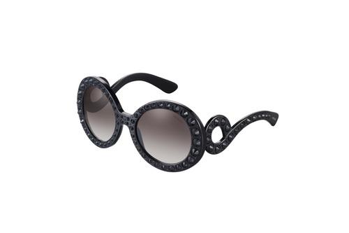 Коллекция оптических оправ и солнцезащитных очков Prada «Ornate»