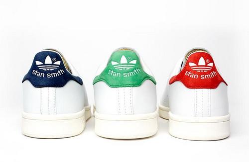 Переиздание легендарных тенисных кроссовок adidas Stan Smith