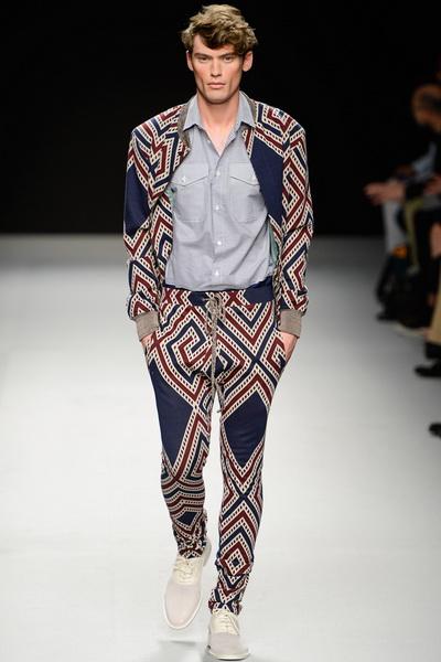 Неделя Моды в Милане: мужская коллекция Vivienne Westwood весна-лето 2013