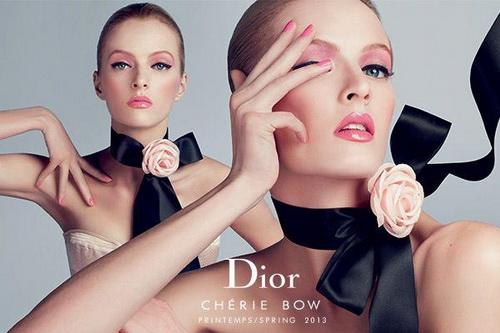 Весенняя коллекция макияжа от Christian Dior