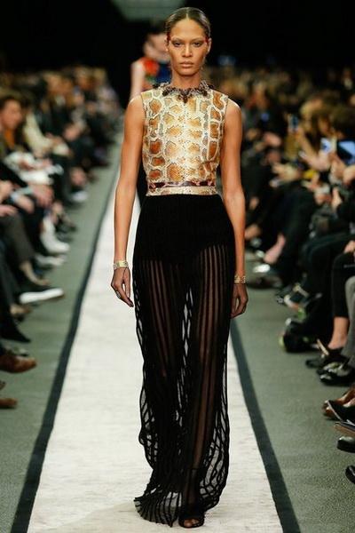 Коллекция Givenchy осень-зима 2014