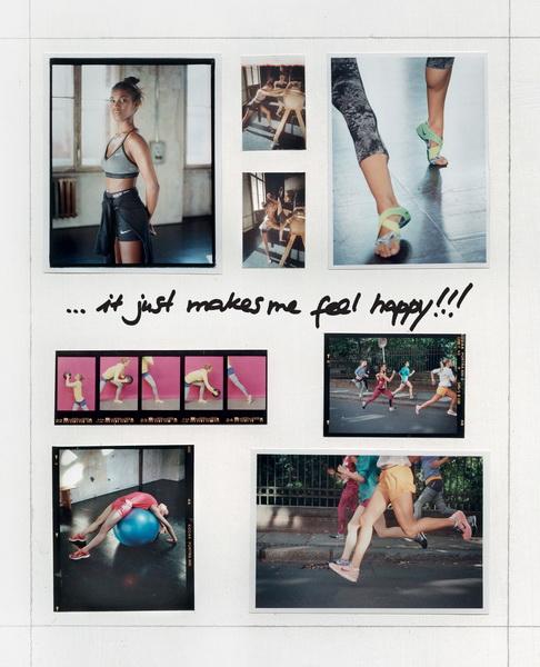 Женская коллекция Nike лето 2014