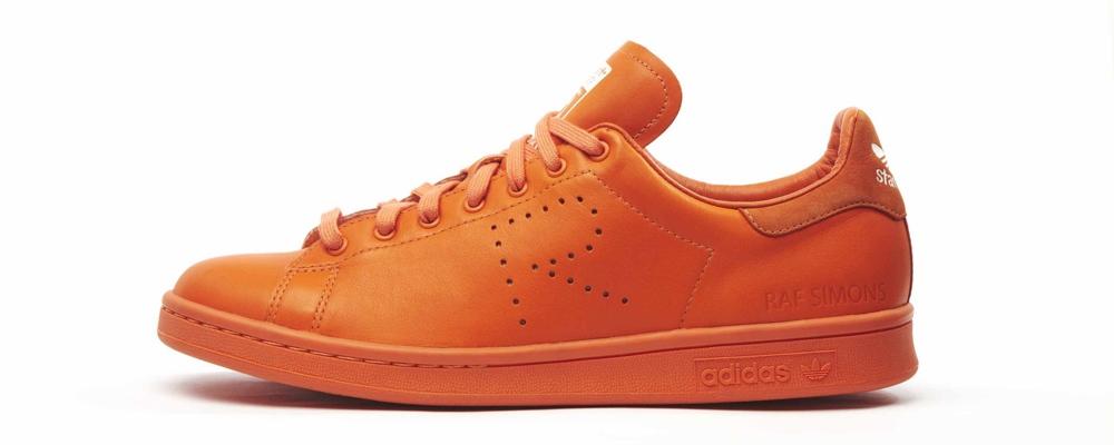 Раф Симонс создал коллекцию обуви для adidas