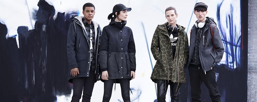 Adidas Originals представляет коллекцию Adventure
