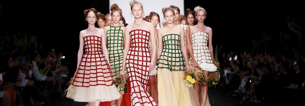 Хроника первого дня Mercedes-Benz Fashion Week Russia 2014