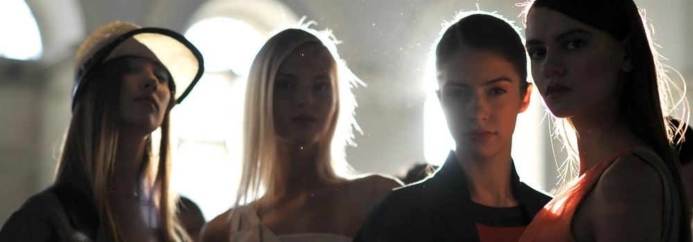 Хроника третьего дня Mercedes-Benz Fashion Week Russia 2014