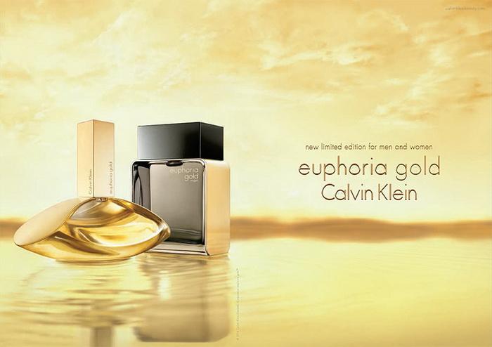 Лимитированная новогодняя коллекция ароматов Calvin Klein
