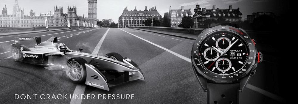 Хронограф TAG Heuer Formula 1 Calibre 16 уже в Москве