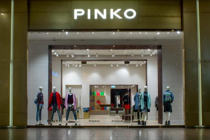 Открытие магазина PINKO в Санкт-Петербурге