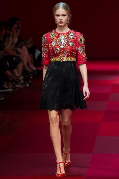 Dolce & Gabbana ����������� ������ ��������� � ������