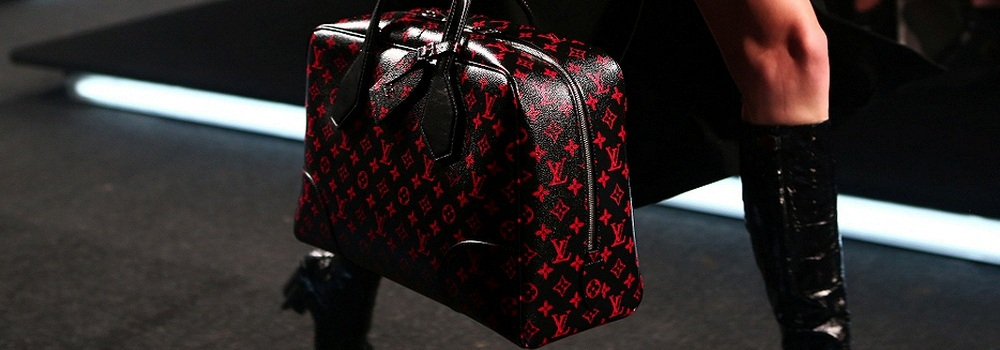 Сумки Louis Vuitton с  показа в Париже
