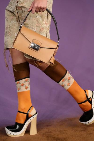 Сумки Prada с показа в Милане