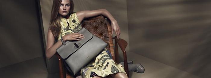 Новая сумка Gucci Bamboo Daily