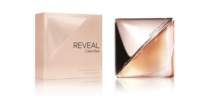 Новый аромат Calvin Klein Reveal