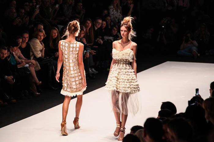 Fashion-иллюстраторы будут освещать MBFW Russia