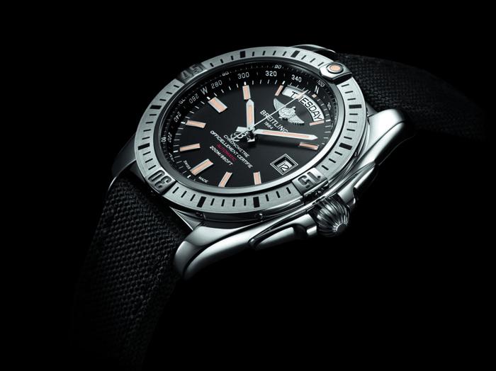 Breitling представляет новую модель часов из коллекции Galactic