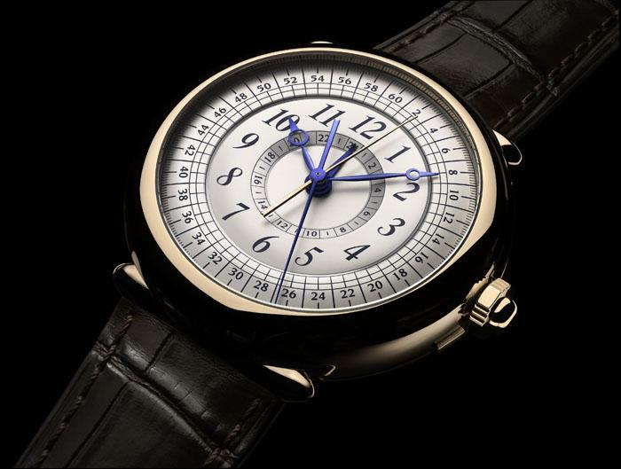 Лауреаты часового конкурса Grand Prix d'Horlogerie de Geneve