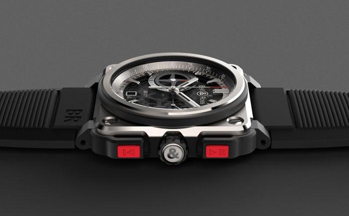 Новые часы BR-X1 Skeleton Chronograph от марки Bell & Ross