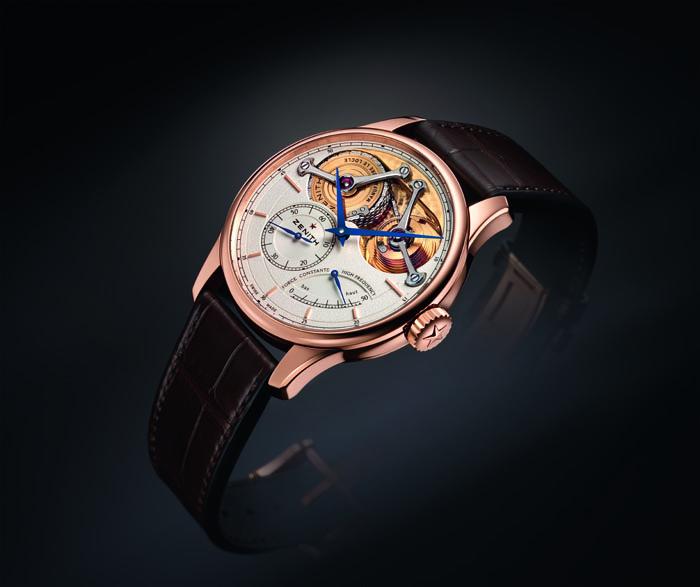Часы Academy Georges Favre-Jacot от Zenith