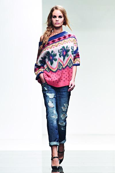 LookBook коллекции Twin-Set Simona Barbieri Jeans