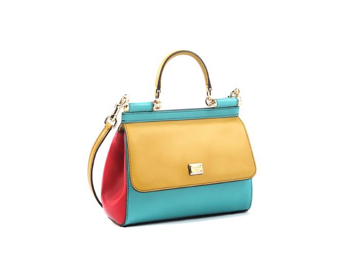 Dolce & Gabbana представляет коллекцию сумок MIX Sicily
