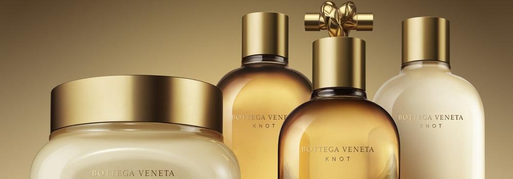 Новое парфюмерное творение Bottega Veneta Knot