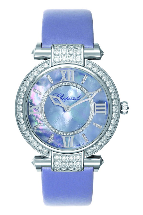 Новые женские часы Chopard Imperiale