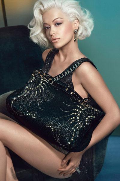 Regina - новая культовая сумка Roberto Cavalli