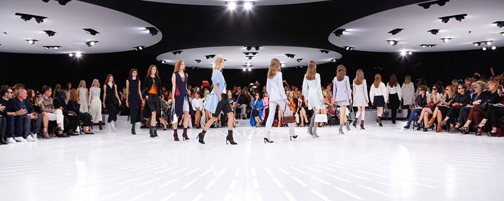 Неделя Моды в Париже: показ Christian Dior весна-лето 2015