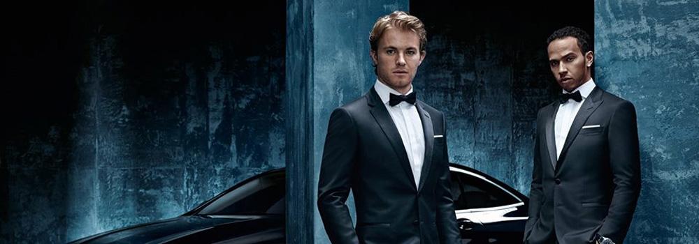 Hugo Boss создаст линию одежды для Mercedes AMG