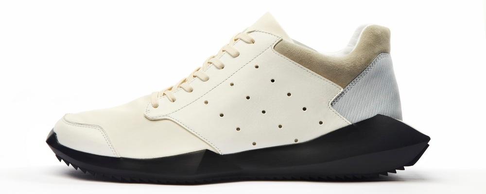 Рик Оуэнс разработал эксклюзивные кроссовки adidas