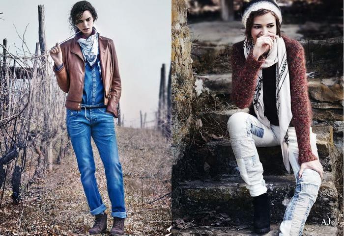 В ТЦ Vegas Крокус Сити откроется бутик Armani Jeans