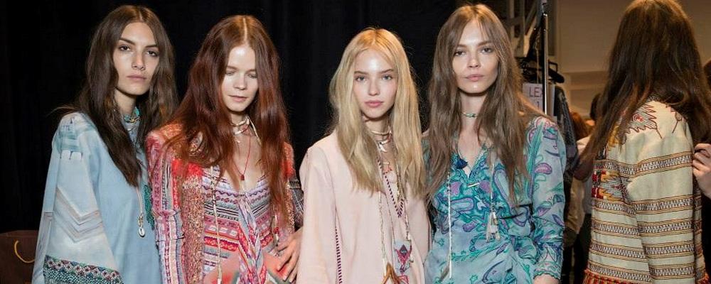 Неделя Моды в Милане: Коллекция Etro весна-лето 2015