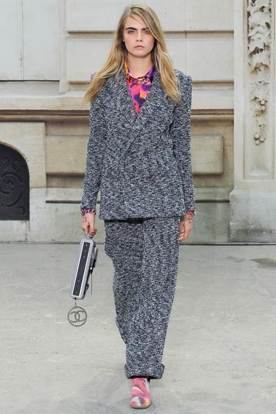 На Неделе Моды в Париже прошел показ коллекции Chanel