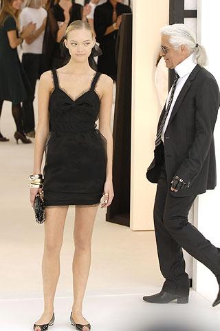 Chanel - весна 2007