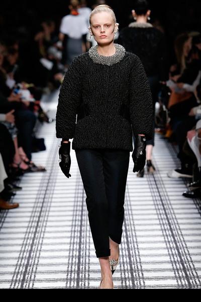Коллекция Balenciaga осень-зима 2015