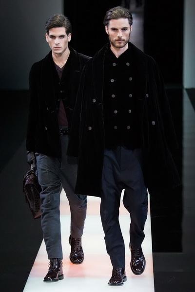Неделя мужской моды в Милане 2015